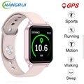 B58 Bluetooth Смарт-часы водонепроницаемые спортивные Смарт-часы фитнес-трекер для измерения сердечного ритма для женщин и мужчин gps Смарт-часы PK ...