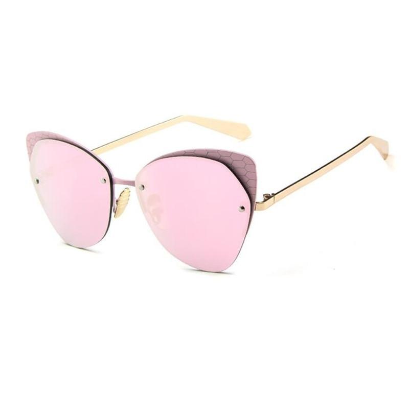 Pensonality sunglasses cat eye woman fashion