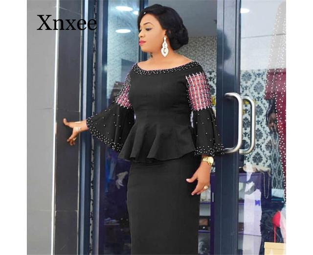 Фото элегантные женские платья в африканском стиле; robe femme africain;
