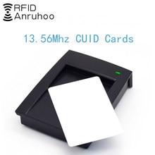 5/10PCS CUID Smart Chip Card 13.56Mhz NFC Rewriteable Copy Key 1K S50 Copier Clone Tag RFID Duplicator Change Proximity Token