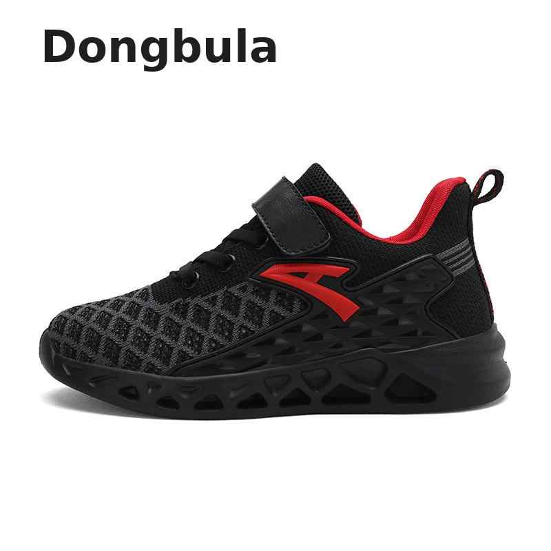 Children Shoes For Boys Sneakers Training Kids Casual Shoes Light Breathable Girls Sport Sneakers Student Fashion Running Shoes