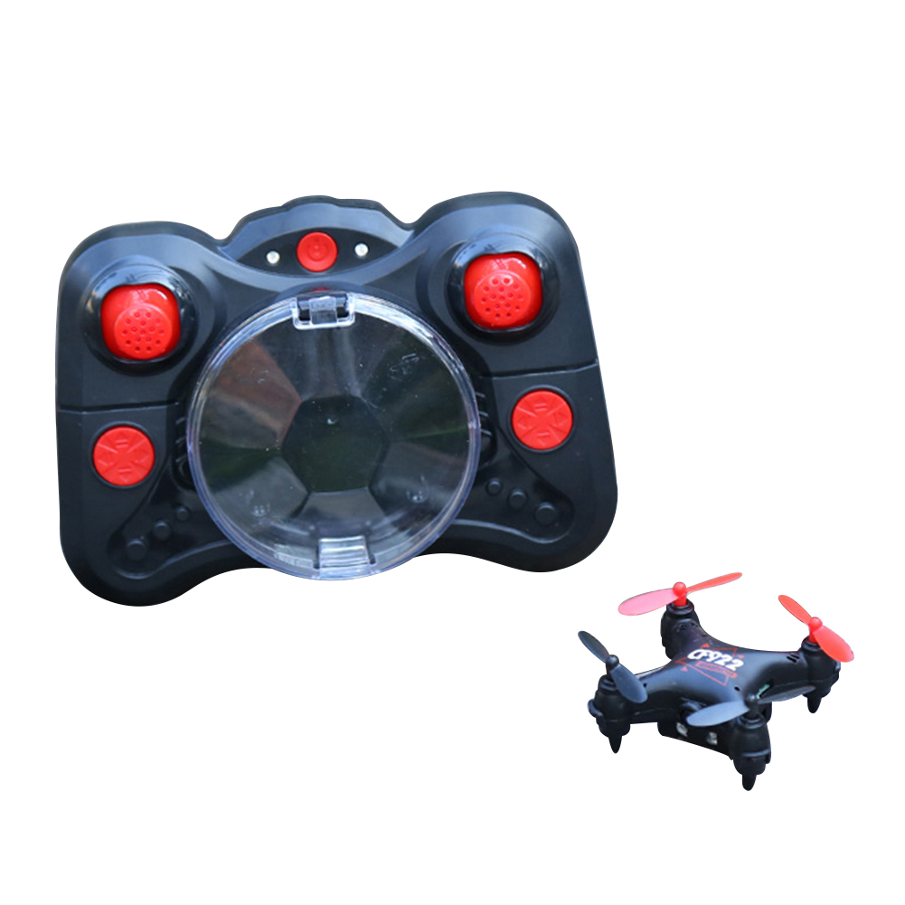 Mini Drone Remote Control Easy Operate HD Follower Outdoor Wide Angle Kids Toys Headless Mode Quadcopter 360 Degrees Rotatable