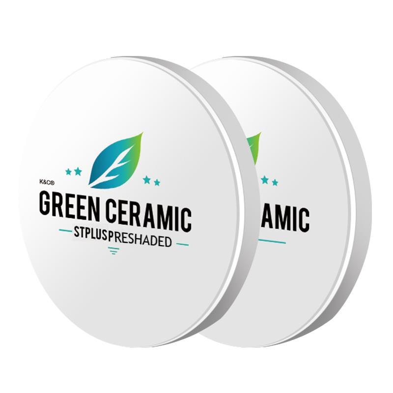Matériau de fraisage cad/cam matériau de fraisage fournisseur bloc de zircone dentaire ST preshade