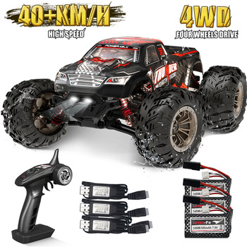 RC Car 40KM/H High Speed Racing Remote Control Car Truck for Adults 4WD Off Road Monster Trucks Climbing Vehicle Christmas Gift 1