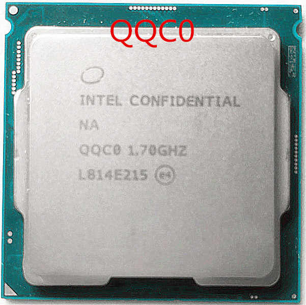 إنتل كور i9-9900T المعالج ES/QS i9 9900T QQC0 6 النواة 16 موضوع 1.7GHz ~ 3.2GHz 16MB 14nm 35W FCLGA1151