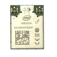 Двухдиапазонный 1,73 Гбит/с беспроводной для Intel AC 9560 9560D2W NGFF Key E Wifi карта 9560AC 802.11Ac Bluetooth 5,0 ноутбук для Windows 10
