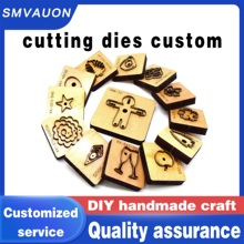 Leather Tools Wooden Cutting Die DIY Craft Laser Mold Handmade Leather Goods Dies Template Suitable For Die Cutting Machine