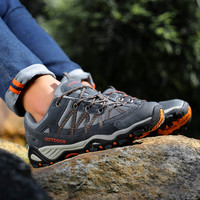 Hiking Shoes Man 2020 Men's Sneakers Outdoor Camping Shoes Non Slip Mountaineering Sneakers Male Sports Sneaker vulcanized Shoes