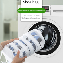 Storage-Bag Shoe-Washing Anti-Deformation Special-Care Household