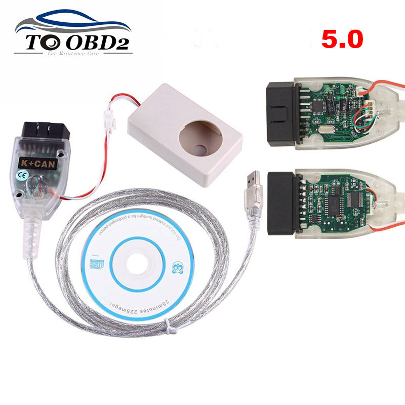 For VAG TACHO 5 0 USB Interface Latest Version Green PCB FTDI FT245RL For Audi VW Skoda Seat Newest VAG TACHO USB5 0