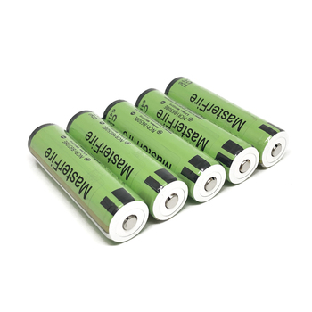 MasterFire 8pcs/lot 100% Original Protected 18650 NCR18650BE 3200mah 3.7V Lithium Rechargeable Battery with PCB For Panasonic