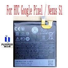 Nova alta qualidade 2770mah b2pw4100 bateria para htc google pixel/nexus s1 telefone móvel