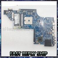 Sheli para hp 669714-001 666518-001 frete grátis pavilhão dv7 DV7-6000 computador portátil placa-mãe com chipset a70m