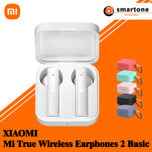 Xiaomi Air2 SE CN Version Protective suit Mi Ture Wireless Earphones 2 Basic TWS Bluetooth 5.0 Basic Earbuds Touch Control