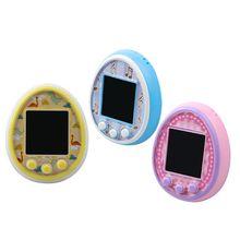 Mini animaux de compagnie électroniques jouets 90S virtuel Cyber USB rechargeable jouet pour animaux de compagnie drôle cadeau de noël pour enfants adultes