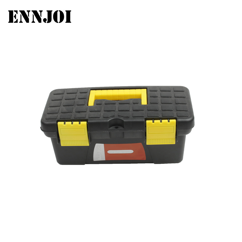 Multi-Function Toolbox Home Vehicle Maintenance Hand-Held Art Portable Hardware Storage Box Repair Tool Box Case