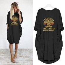 T-Shirt rétro à la mode pour femmes, avec inscription