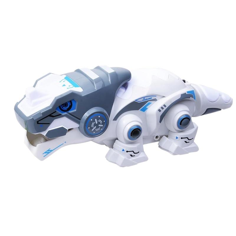 2.4G Remote Control Chameleon Robot Intelligent Chameleon Toy Electric Wireless Intelligent Dinosaur