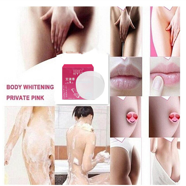 50G Soap Crystal Nipples Intimate Private Bleaching Lips Skin Body Pink Whitening Amazing Removal of melanin