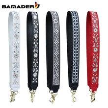 Cinturino per borsa ricamato in vera pelle accessori per borsa da donna cinturino per borsa Lady bella borsa cintura cinturini di alta qualità per borse