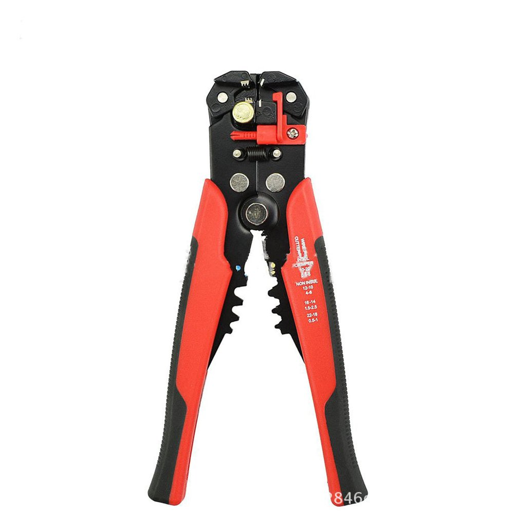 Crimping Pliers Automatic Stripping Pliers Multi Purpose Stripping Tools Terminal Pliers Wire Cable Cutter Crimper