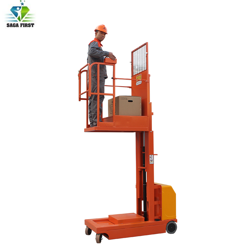 Buy Discount Hydraulic Self Propelled Order Picker With Best Ship Date