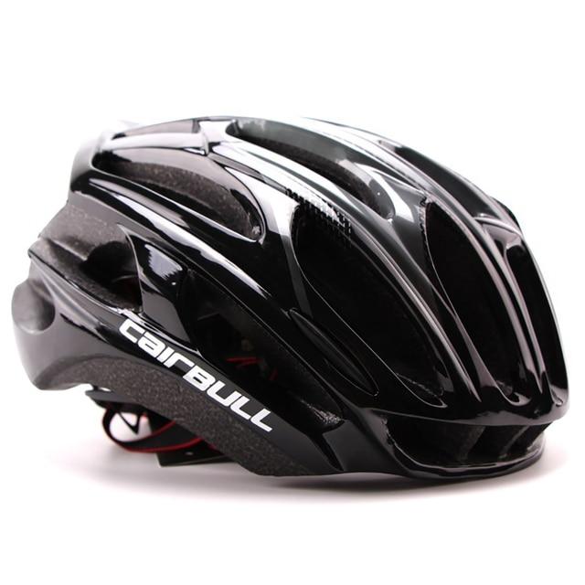 Cairbull capacete de bicicleta para estrada, mtb, ultraleve, design de uma peça, para mountain bike, para equitação 4