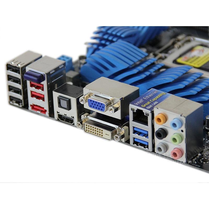 Original For ASUS P8Z68-V/GEN3 Desktop motherboard Z68 LGA 1155 ATX DDR3 32GB SATA3.0 USB3.0 PCI-E 3.0 100% fully Tested 11