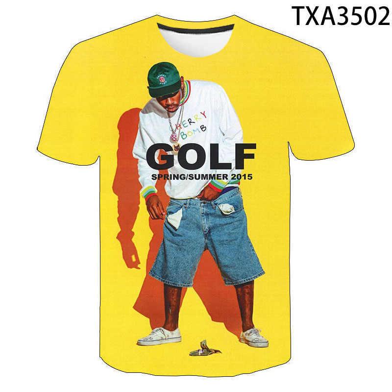 Golf Wang Poster Tyler The Creator 3d T Shirt Men Women Children Funny Skate Cherry Bomb T Shirt Hip Hop Tops Streetwear Tee Aliexpress