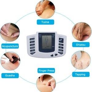 Image 4 - Tlinna חדש בריא טיפול מלא גוף עשרות דיקור חשמלי טיפול לעיסוי פיזיותרפיה מרידיאן לעיסוי מנגנון לעיסוי