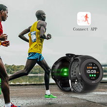 EZON T958 GPS correr deporte Smart Blueteeth reloj con impermeable(China)