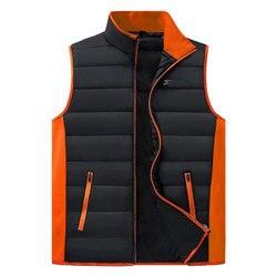Ropa de Golf, nuevo chaleco de golf para hombre, chaleco cálido de algodón para invierno, envío gratis