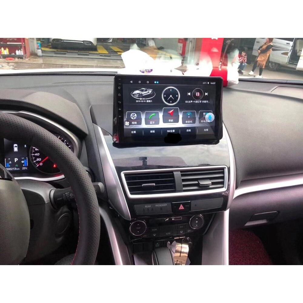 ChoGath 9 Inch Car Multimedia Player Quad Core 1024*600 Android 8.0 Car Radio For Mitsubishi Eclipse Cross 2018 2019