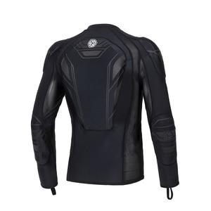 Image 2 - SCOYCO Motorcycle Jacket Protective Gear Motocross Protection Moto Jacket Motorcycle Armor Racing Body Armor Black Moto Armor