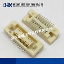 FX6-20S-0.8SV  spacing 0.8mm 20PIN plate-to-board connector HRS origina