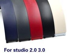 Kulaklık tamir parçaları yedek kafa bandı kulaklık için plastik kabuk Beats Studio 3.0 için Studio3 kulaklık