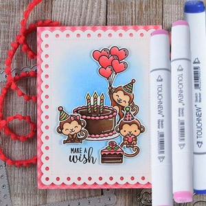 Image 4 - TOUCHNEW Kunst Marker Sets 30/40/60/80/168 Farben Anime Student Design Skizze Manga Dual spitze Alkohol Marker Stift Für Zeichnung