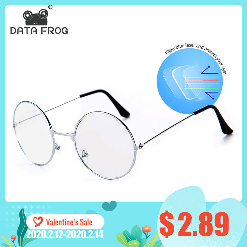 Anti Blue Light Glasses Computer Phone Game Goggles Glass Frame Men Anti Blue Ray Filter for 3d Movie Women Eyeglass Accessories image