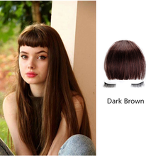 Hair-Extensions Hairpiece Human-Hair-Accessory Clip-In Brazilian Wigs