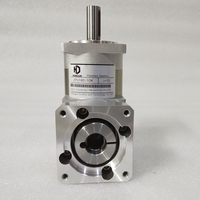 Free Shipping To Russia ZPLF60 Ratio 10:1 Square Flange Output Shaft Single Stage Planetary Gearbox
