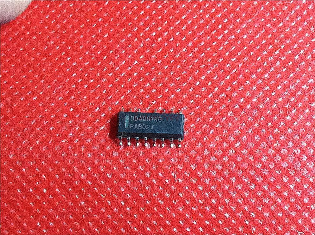 5pcs/lot DDA001AG = DDA001BG DDA001A DDA001 SOP-15 In Stock