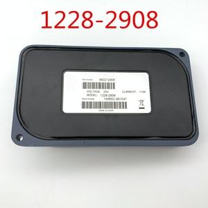 Image 2 - 1228 2908 Controller,กอล์ฟ Controller 24V 110A Curtis DC MOTOR CONTROLLER