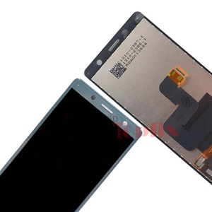 """Image 2 - 100% Được Kiểm Tra 5.0 """"Inch Màn Hình Hiển Thị LCD Bộ Số Hóa Màn Hình Cảm Ứng Cho Sony Xperia XZ2 Nhỏ Gọn Màn Hình LCD Linh Kiện Thay Thế Cho Sony XZ2 Mini Màn Hình LCD"""