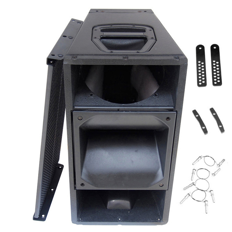 Finlemho DJ Speaker Q1 Cabinet Line Array Accessories 10in Woofer Bass Parts For Subwoofer Professional Audio Mixer Stage System