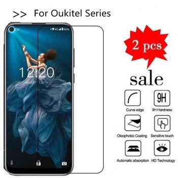 Перейти на Алиэкспресс и купить Для Oukitel K12 K9 Y4800 закаленное стекло для Oukitel C10 C12 C13 C15 C16 C17 K7 Pro Экран защитная пленка