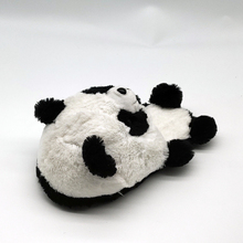 panda Indoor Slippers Special offer custom warm winter lovers home slip