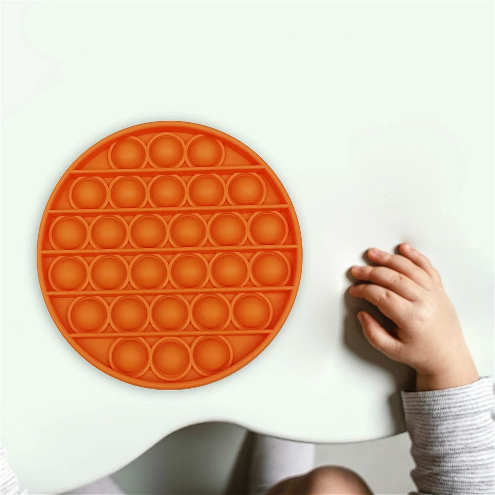 Squeeze-Toys Bubble-Sensory Square Anti-Stress-Pop Funny Squishy Push-Pop Child Needs img3