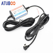 Universal Car Vehicle DVR Mini USB Cable DC Power Charger Adapter Cord Inverter For DVR GPS Navigation 5V 2A With Cable стоимость