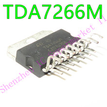 TDA7266M TDA7266 ZIP-15 ICT ~ M(China)