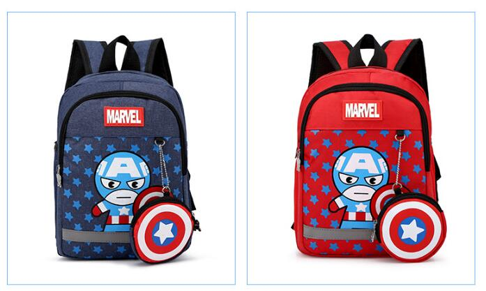 mochila sacos do jardim de infância criança